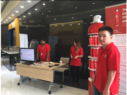 DHL Safety Day 2016